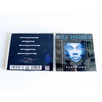 "TAD MOROSE - ""Paradigma""  CD"