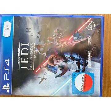 Star Wars JEDI FALLEN ORDER PS4 PL