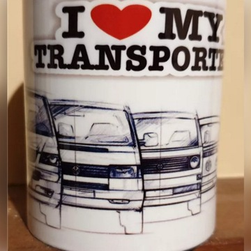 Kubek dla Fana VW Transporter -aT1,T2, T3, T4, T5