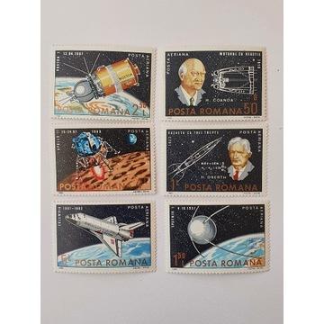 (1774) Rumunia znaczki kosmos