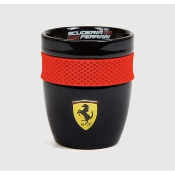Kubek Scuderia czarny Ferrari F1 Team Wyprzedaż !