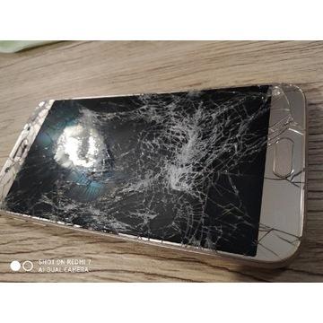 Samsung Galaxy j7 2017 rozbity ale żyje sm-j730f