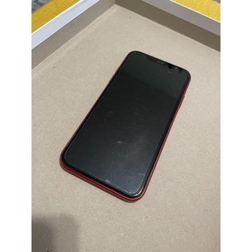 iPhone 11 128GB Czerwony