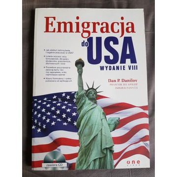Emigracja do USA Dan P. Danilov