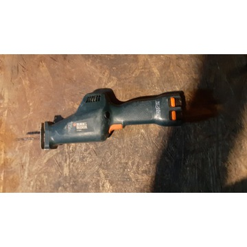 Wyrzynarka akumulatorowa Black Decker VP650 piła