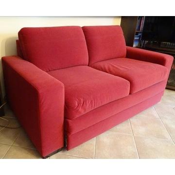 Sofa rozkładana Lavello 140/205 Burgund