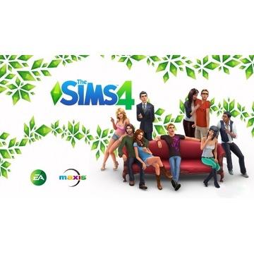 The Sims 4 Edycja Delux + Wszystkie Dodatki