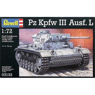 Pz Kpfw III Ausf L ,  Revell 03133
