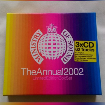 Ministry of Sound - The Annual 2002