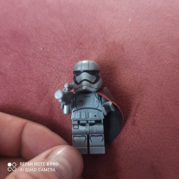 Kapitan Phasma lego figurka sw0684 kolekcjonerska