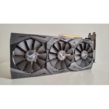 Asus GeForce GTX 1070-O8G OC