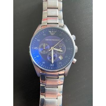 Zegarek Emporio Armani używany w dobrym stanie.