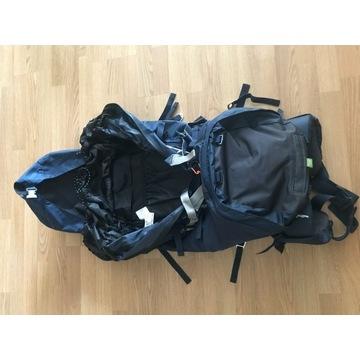 Plecak 70l + 10l Forclaz