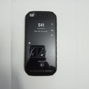 CAT S41 smartphone NOWY gwarancja