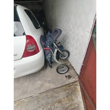 Sprzedam wózek dzieciency