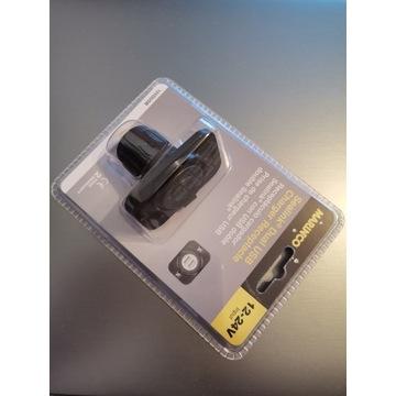 Ładowarka USB 12v/24v podswietlana na niebiesko!!!