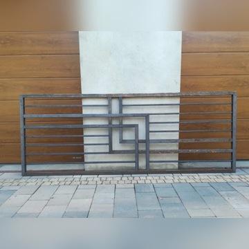 Ogrodzenia brama