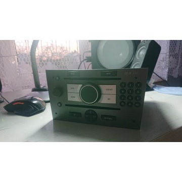 Radio Opel z nawigacją mp3 CD70 Navi WYLOGOWANE
