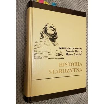 Historia starożytna Jaczynowska