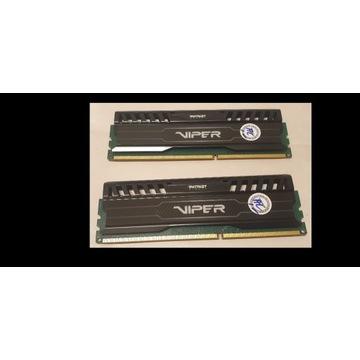 PATRIOT VIPER DDR3 2x4GB 1600 gwar.