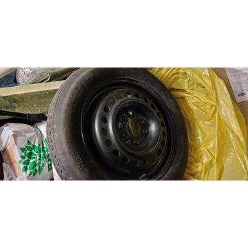 Chrysler Pacifica koło dojazdowe dojazdówka