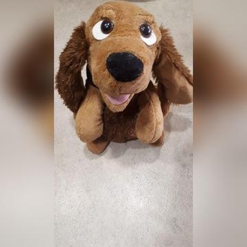 Zabawka pies (grający i śpiewający) dla dziecka.