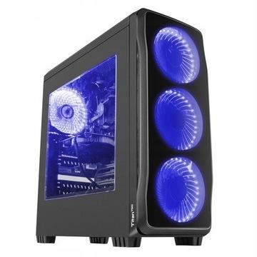 Komputer do GIER - 8GB 4 RDZENIE 1000GB GT1030 W10