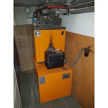 PIec olejowy Co RAPIDO F100/3 NTT 24 KW+bojler+zbi