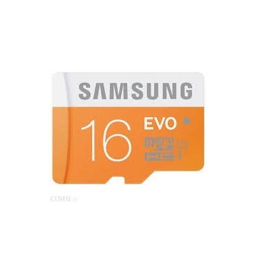 Samsung EVO 16 GB karta microSD