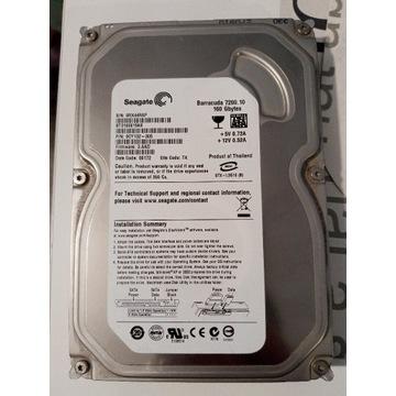 Dysk twardy Seagate 160 GB HDD SATA I 3.5