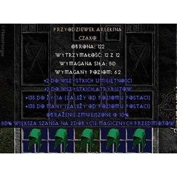 Perf Shako 141def - Diablo 2 LOD NOWY LADDER