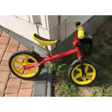 Rowerek biegowy z Lidla 12''