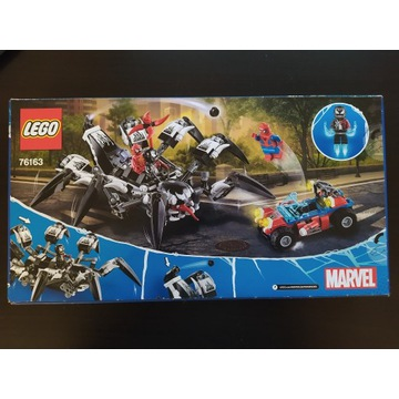 Lego 76163 Marvel Spiderman Venom Crawler