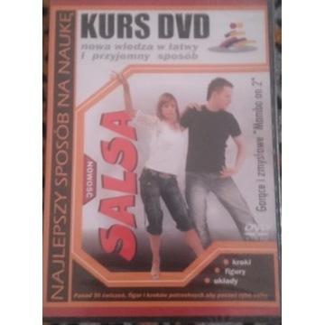 Kurs Salsa dvd