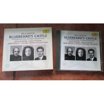 Bela Bartok Bluebeard's Castle (1998) Opera