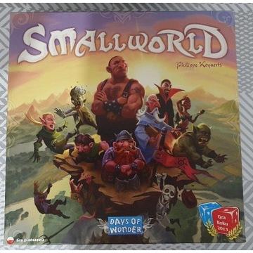 Small World Smallworld Edycja PL Gra Planszowa