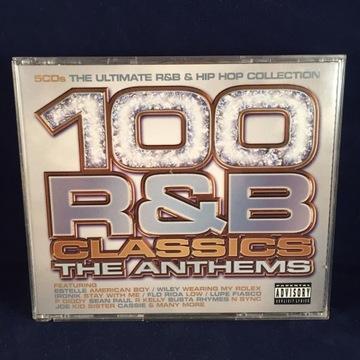 100 R&B Classics the anthems/ 5cd