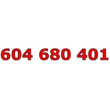 604 680 401 T-MOBILE ŁATWY ZŁOTY NUMER STARTER