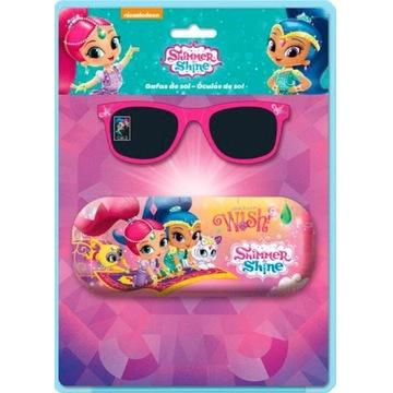Shimmer & Shine okulary przeciwsloneczne