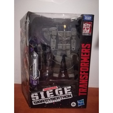 Transformers War for Cybertron Siege Astrotrain