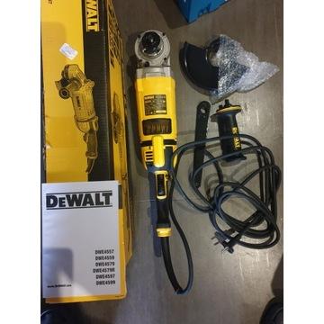 Duża Szlifierka kątowa DEWALT DWE4597