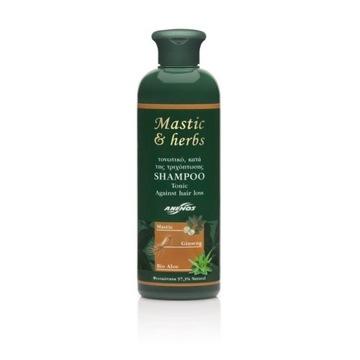Naturalny szampon przeciw wypadaniu włosów