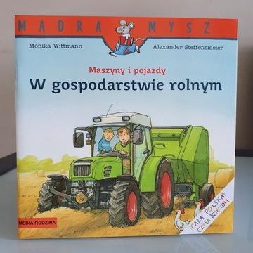 Mądra mysz w gospodarstwie rolnym - Nowa