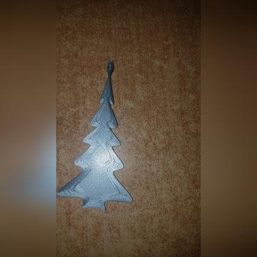 Ornament w kształcie choinki