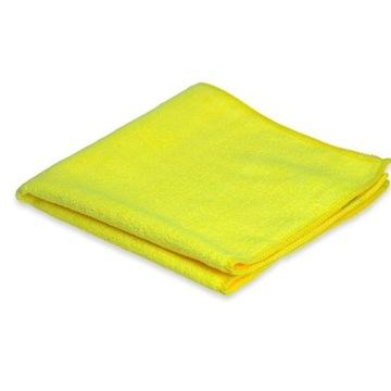 Ściereczka Mikrofibra żółta 30x35cm Nowa