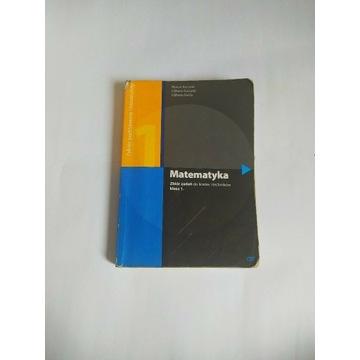 Matematyka 1 Zbiór zadań LICEUM/TECHNIKUM