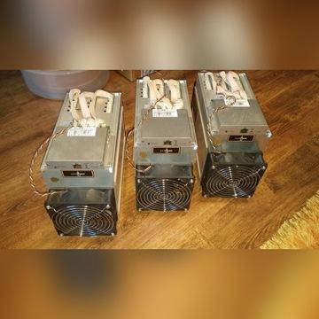 Koparka Kryptowalut Bitmain Antminer D3 19.3 GH/s