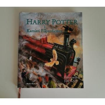 Harry Potter i Kamień Filozoficzny ilustrowany