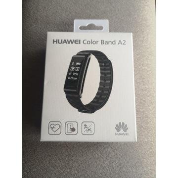 Nowy Smartband Huawei Band A2 Czarny