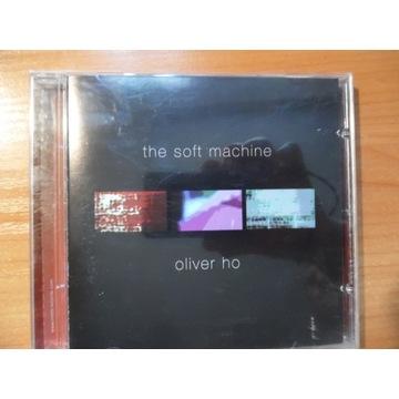 OLIVER HO - The Solf Machine, CD